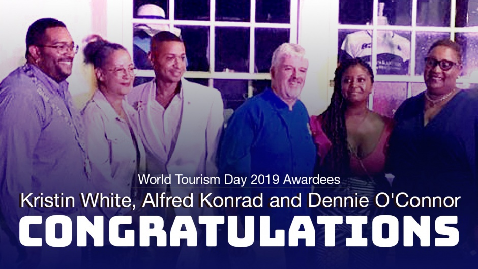 World Tourism Day 2019 Awardees!
