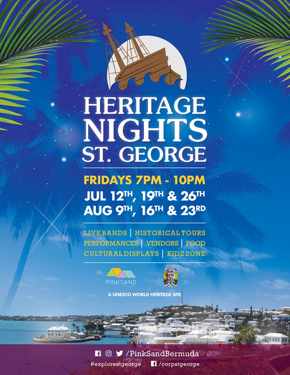 HERITAGE NIGHTS - ST. GEORGE